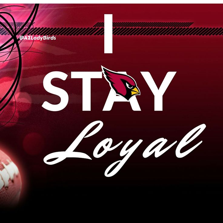 I stay loyal Arizona Cardinals Memes. Arizona LadyBirds @AZLadyBirds