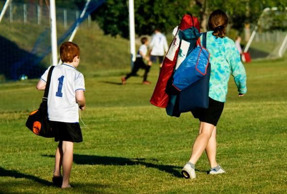 7 Ways Busy Moms Can Just Say 'No'  -- by Judy Koutsky