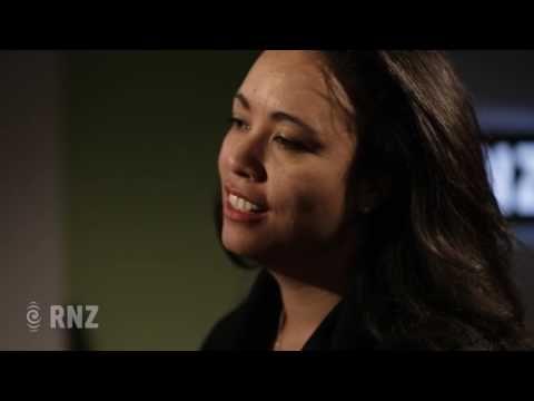 Courtney Sina Meredith performs 'No Motorbikes No Golf' - YouTube