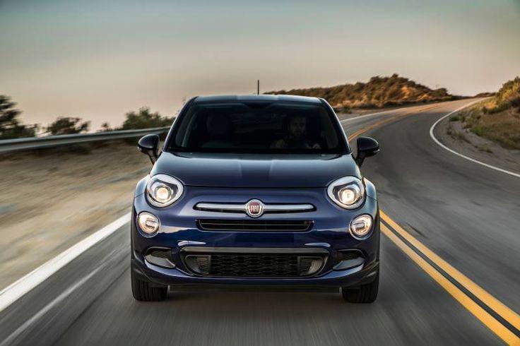 Kiedy wzywa otwarta droga, odpowiedzią jest Fiat #500X.