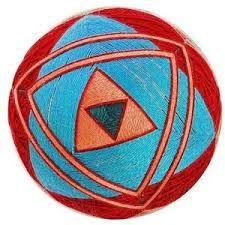 Картинки по запросу vintage temari balls