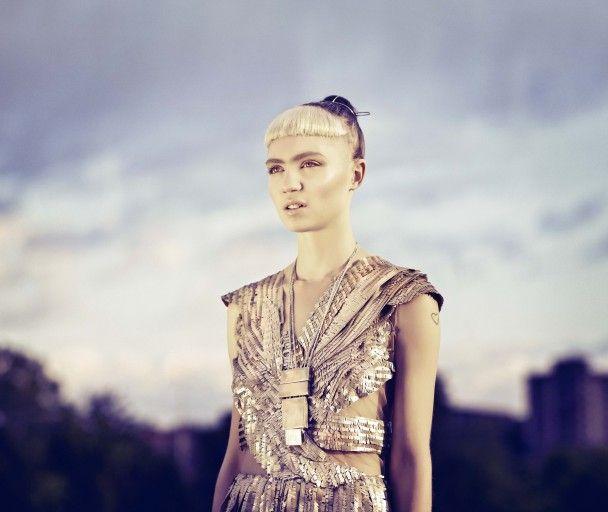 Julianne Escobedo Shepherd's alt-take on Grimes