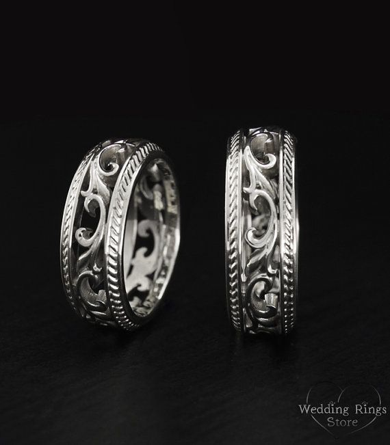 Image Result For Best Silver Ring Designs For Couple Price