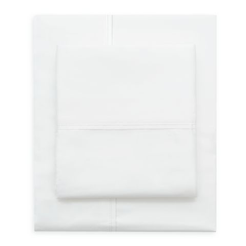 Bedroom inspiration and bedding decor | Soft White 400 Thread Count Sheets | Crane and Canopy