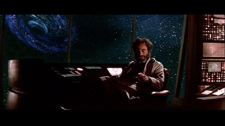 The Black Hole  1979  - Maximilian Schell as Dr  Hans ReinhardtMaximilian Schell Black Hole