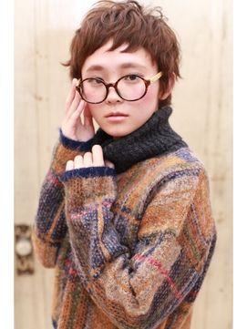 【Asti Un jour】キュートなTomBoyショート☆/Asti Un jour 【アスティアンジュール】をご紹介。2016年冬の最新ヘアスタイルを20万点以上掲載!ミディアム、ショート、ボブなど豊富な条件でヘアスタイル・髪型・アレンジをチェック。
