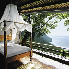 Ladera Resort, St. Lucia (GOGO)