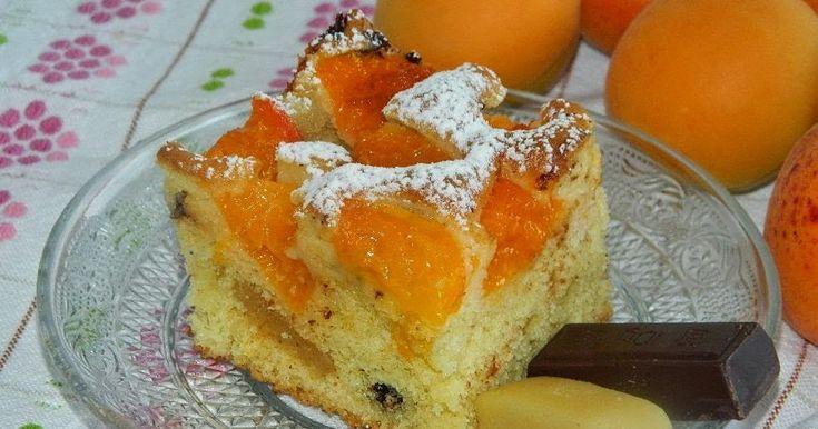 Jednoduchý, rýchly a variabilný ovocný koláč. Dá sa piecť od jari až do jesene, vždy s iným ovocím...