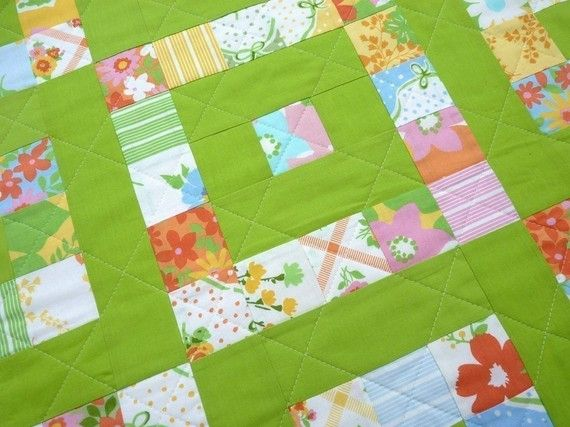 A layer cake quilt pattern: Quilts Patterns, Beautiful Quilts, Layer Cake Quilts, Ever Quilts, Layer Cakes, Layered Cakes Quilts, Baby Girls, Quilts Baby, Modern Quilts