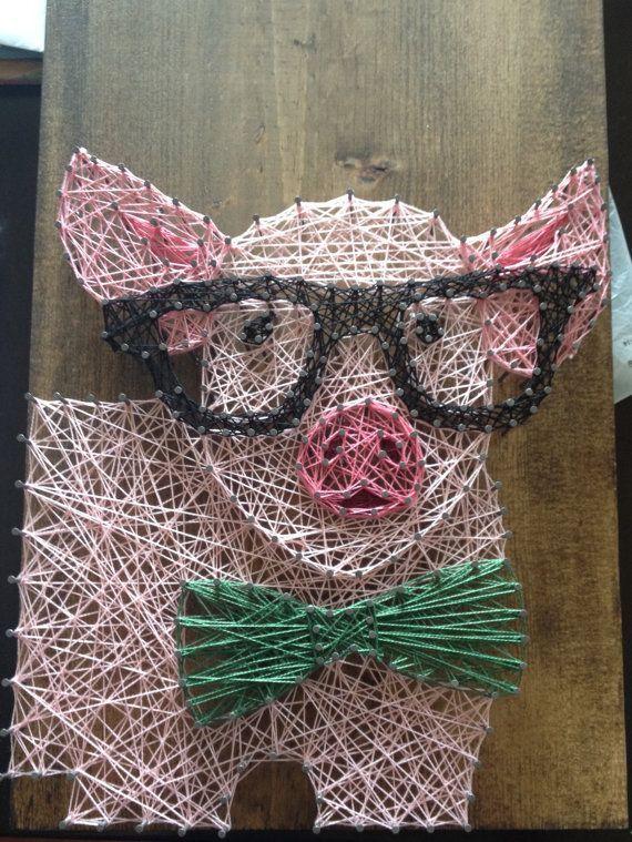 Image Result For Simple String Art Patterns For Kids