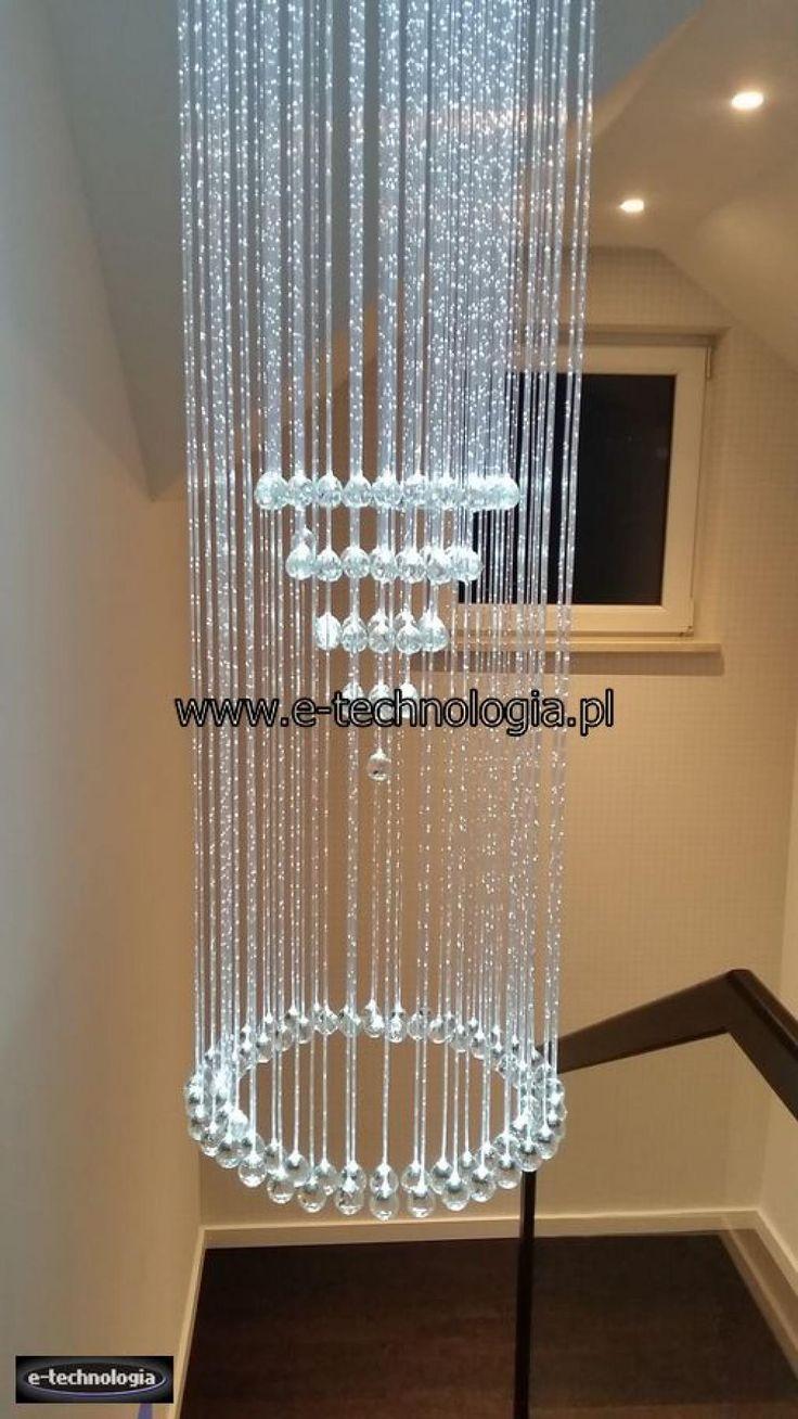 Oświetlenie schodowe LED to nowoczesne i eleganckie źródło oświetlenia schodów…