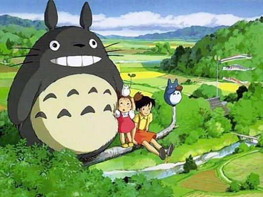 My Neighbor Totoro (1988) Online For Free Full Movie English Stream | Watch