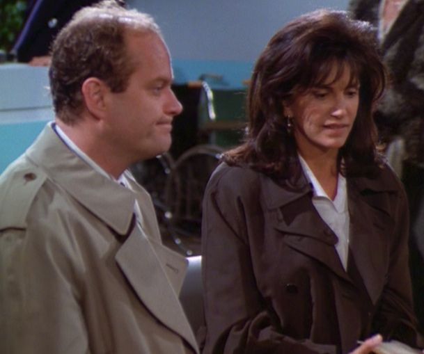 "Mercedes Ruehl fans | Retrieved from "" http://frasier.wikia.com/wiki/Kate_Costas?oldid=4066 ..."