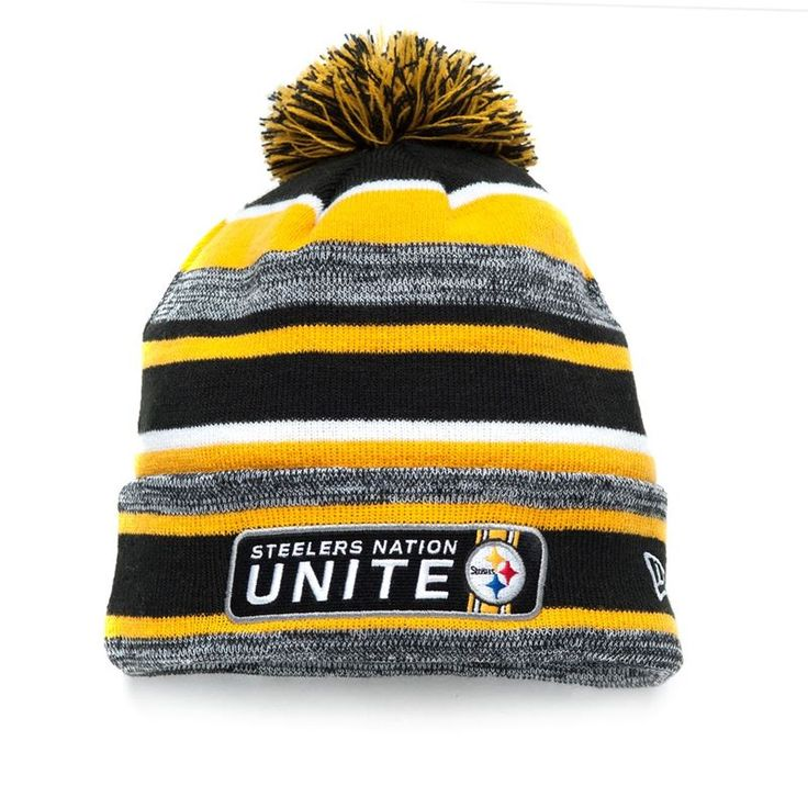 Shop the Official Steelers Pro Shop for Steelers Nation Unite (SNU) New Era Knit Cap