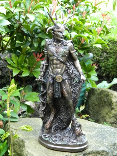 What Is A Pagan Cernunnos By Pagan Artist Neil Sims