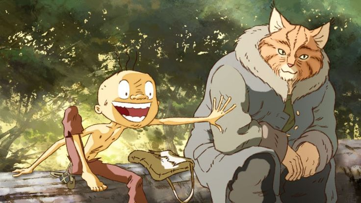 Le Jour Des Corneilles Français Animation Dessin Animée