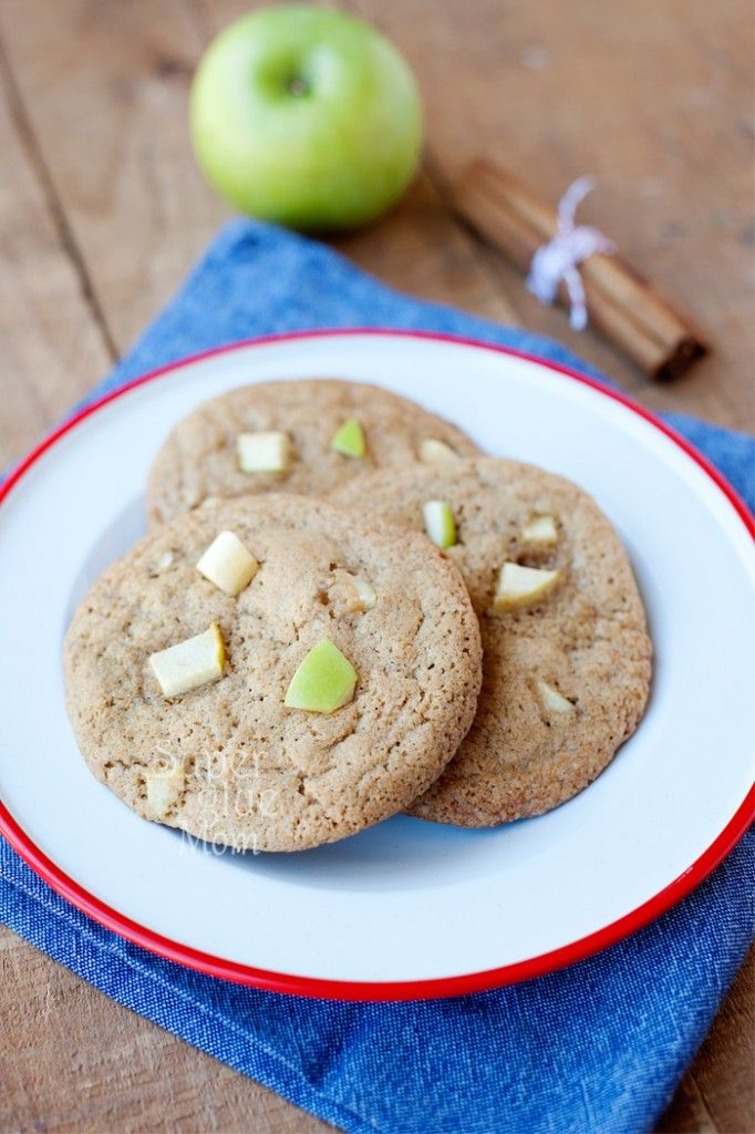 Apple Pie Cookies Recipe that is crunchy and chewy at the same time ...