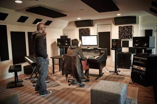 Wonderful Emejing Acoustic Design For The Home Studio Photos   Best Image 3D .