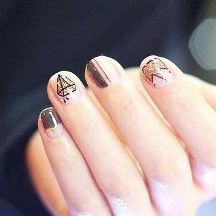 51 best nail images on Pinterest | Makeup, Nail design and Nail polish