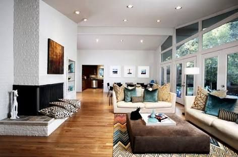 mid century six 6 bedroom house - Google Search