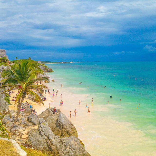#Tulum #beach #tulumbeach #landscape #mexicotravel #mexico2016 #travelmexico  #travelwriter #travel #instatravel #travelgram #tourism #instago #passportready #travelblogger #wanderlust #ilovetravel #writetotravel#instatravelling #instavacation #travelblogger#instapassport#postcardsfromtheworld #traveldeeper#travelling #trip #traveltheworld #igtravel #getaway #travelblog #natureperfectt