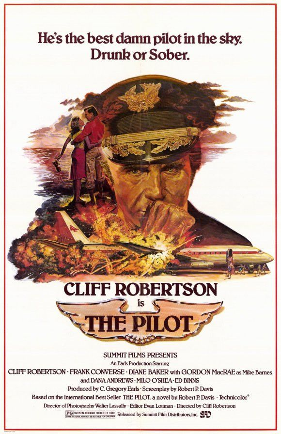 The Pilot 11x17 Movie Poster (1980)