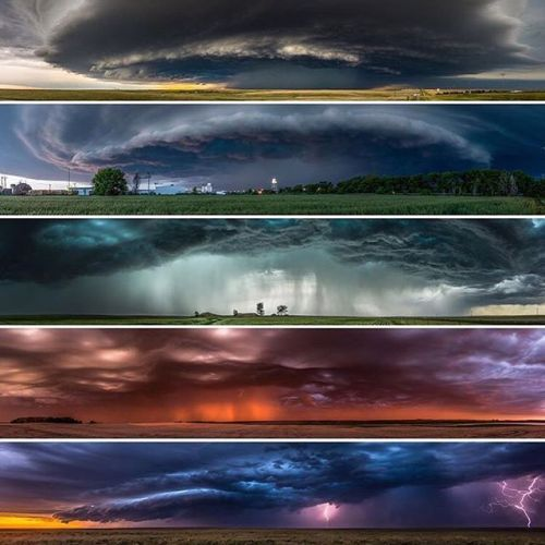 In celebration of our 100th birthday photographers have been sharing their favourite photo that they captured on a Nikon. @willeadesphotography shared this collection of epic storms that he captured on a recent adventure across Tornado Alley using the Nikon D810 and the AF-S NIKKOR 1635mm f/4G ED VR. Show us your favourite photo by using #NikonAustralia100. via Nikon on Instagram - #photographer #photography #photo #instapic #instagram #photofreak #photolover #nikon #canon #leica #hasselblad…