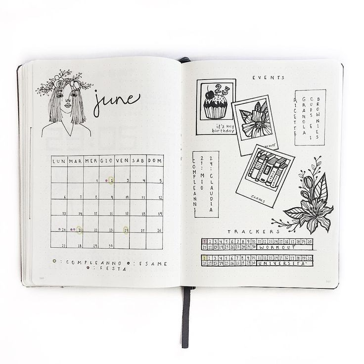 210 best mrkateinspo l bullet journal images on pinterest june monthly log l solutioingenieria Choice Image
