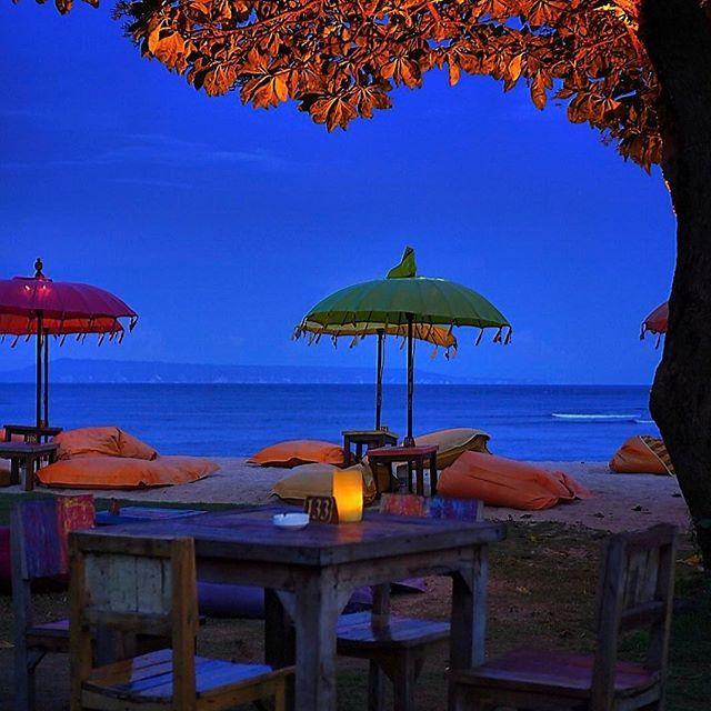 WEBSTA @ andryko - Welcoming weekend! #tgif #beach #romantic #dinner #love #care #beachside #unwind