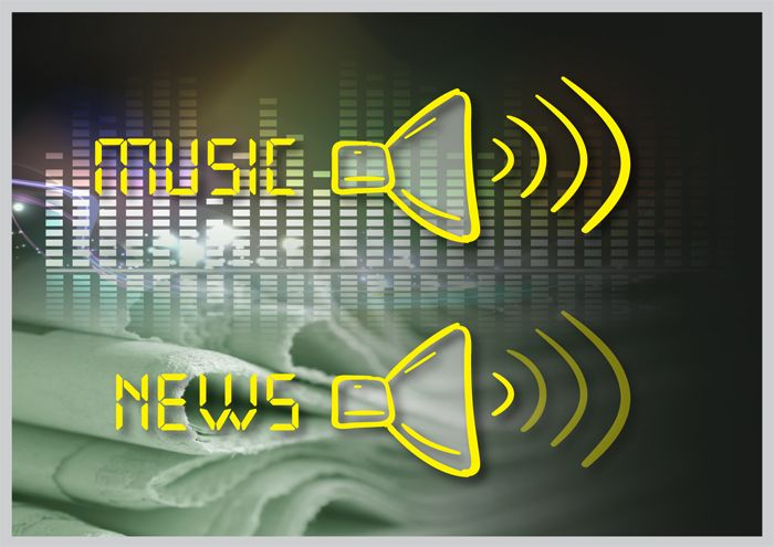Music - news.