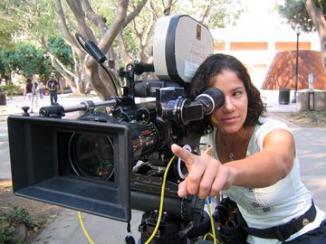 Soraya Sélène (Good Intentions, A Day at the Races, Counting Backwards) #Hollywomen #Directors #Shorts #Documentaries