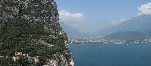 Sentiero dei Contrabbandieri – Massimiliano Torti - Klettersteig - Tour Trentino