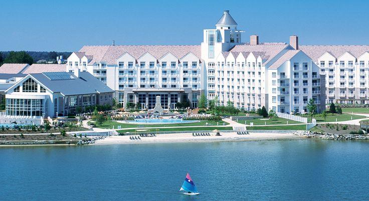 Hyatt Regency Chesapeake Resort in Cambridge, MD.