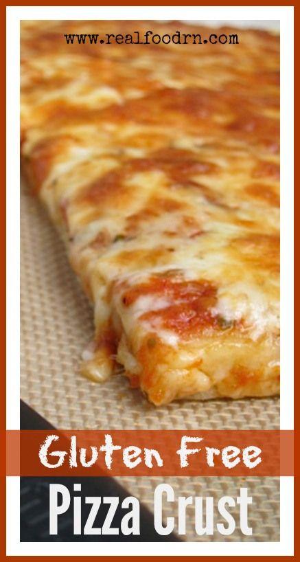 Gluten Free Pizza Crust