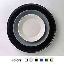 Iittala Teema-White Salad Plate, Fine China Dinnerware by Iittala. $15.99. Iittala - Iittala Teema-White Salad Plate - Teema Shape,All White,Coupe,No Trim