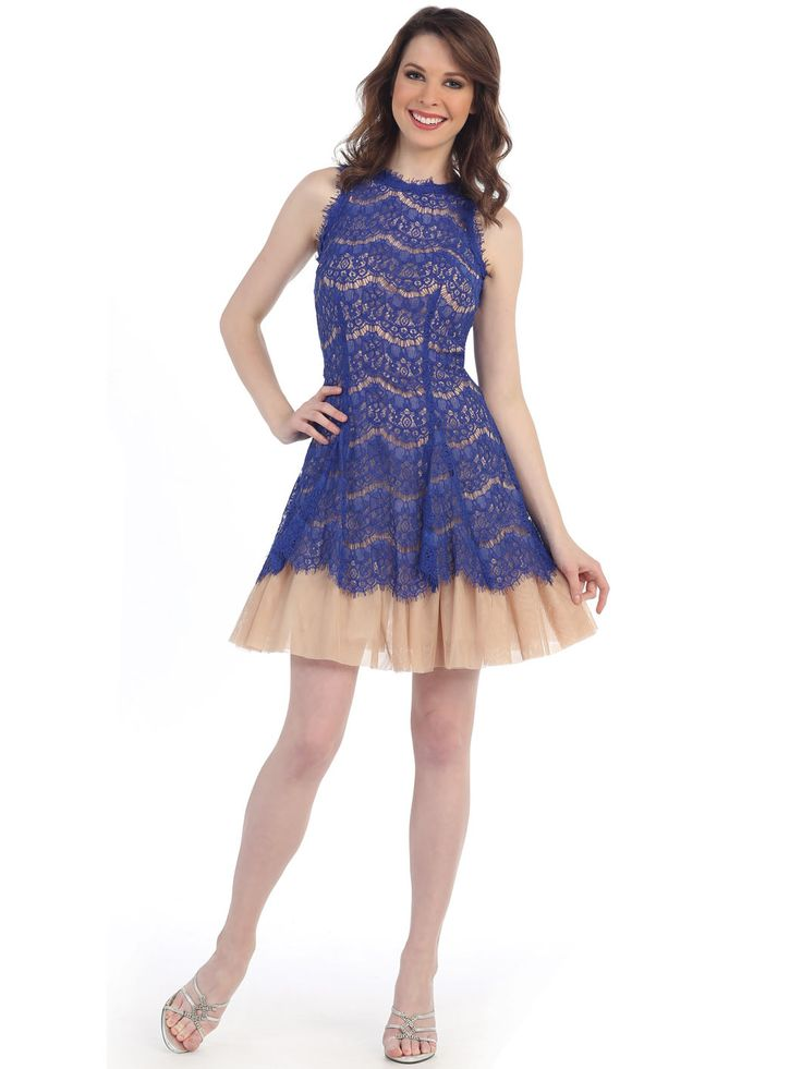 Mejores 43 imágenes de Short Prom Dresses en Pinterest | Vestidos de ...