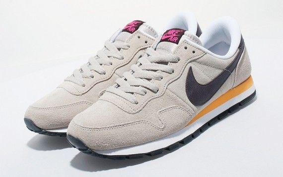 Nike Air Pegasus '83 – Grey – Yellow – Pink