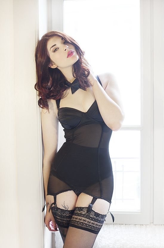 Kiss Me Deadly - 'Vargas' Girdle Dress -- Photography by Laura Lebedeff on 500px http://500px.com/photo/58603616