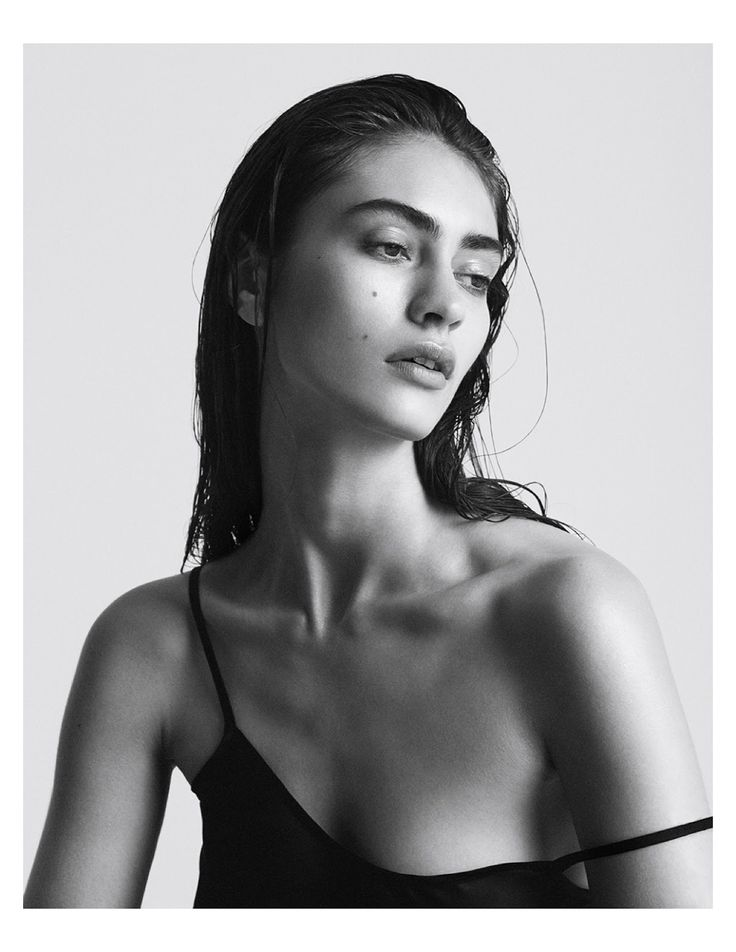 visual optimism; fashion editorials, shows, campaigns & more!: portraits: marine deleeuw by hannah khymych!