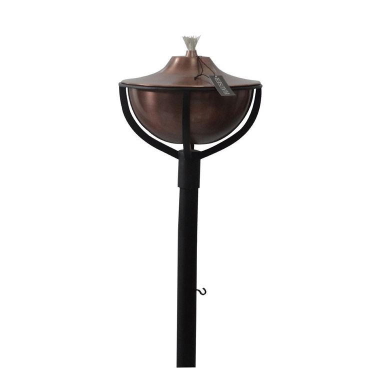 Classic Torch - Aged Copper - Outdoor, Patio Furniture Toronto, Waterloo, Ottawa - Hauser Stores