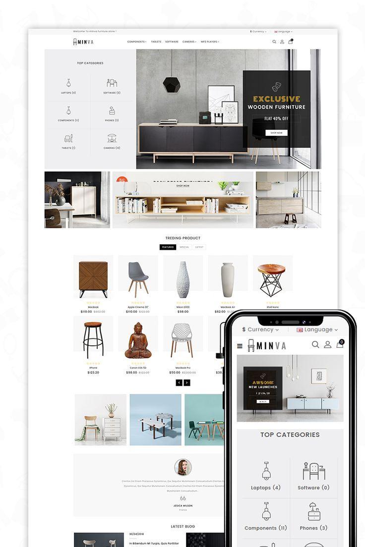 Website design simplicity