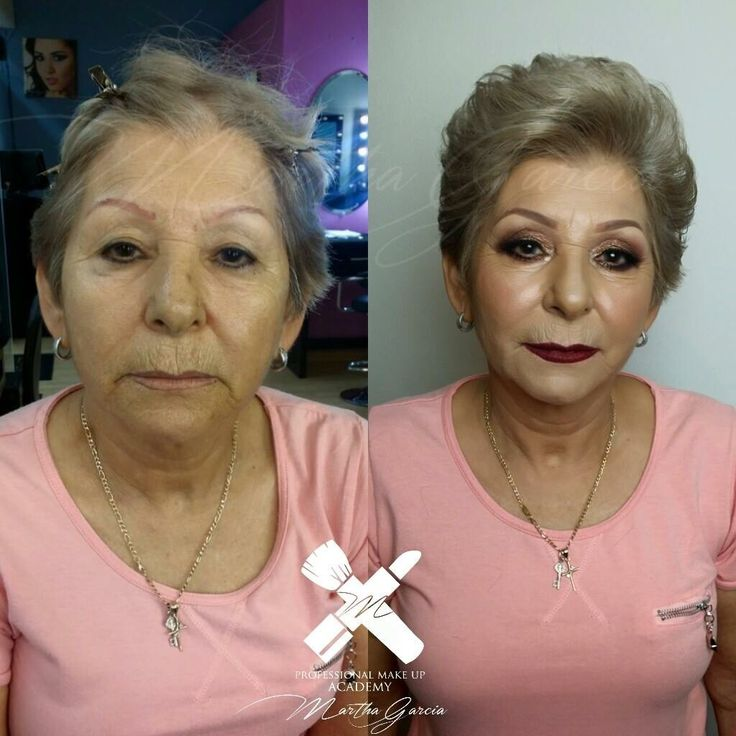 Maquillaje piel madura  Facebook/Marthagarciamakeup