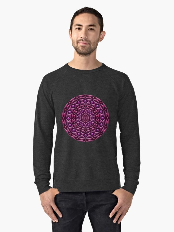 A mandala made of rings with diamond highlights, each has a stone texture and 3d appearance. • Also buy this artwork on apparel, stickers, phone cases, and more.