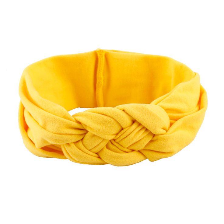 Baby Kids Girls Elastic Headband Hair Accessories Toddler Head Wrap baby girl hair accessories bandeau cheveux #157
