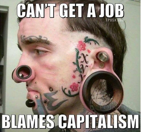 can t find a job blames the government meme - Google Search