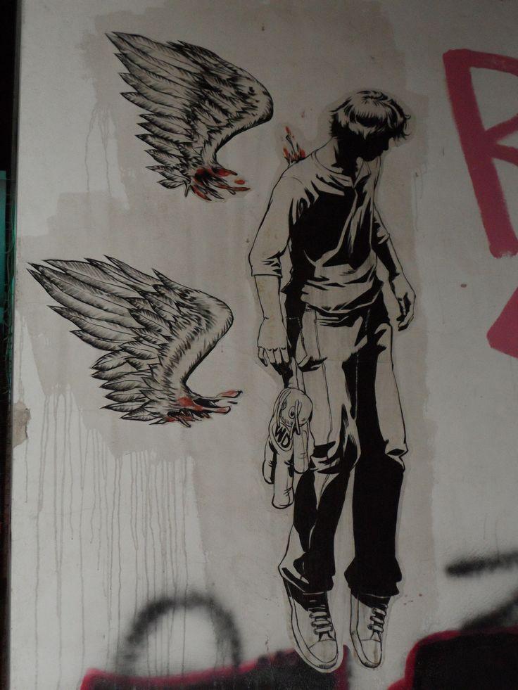 Fallen Angels…