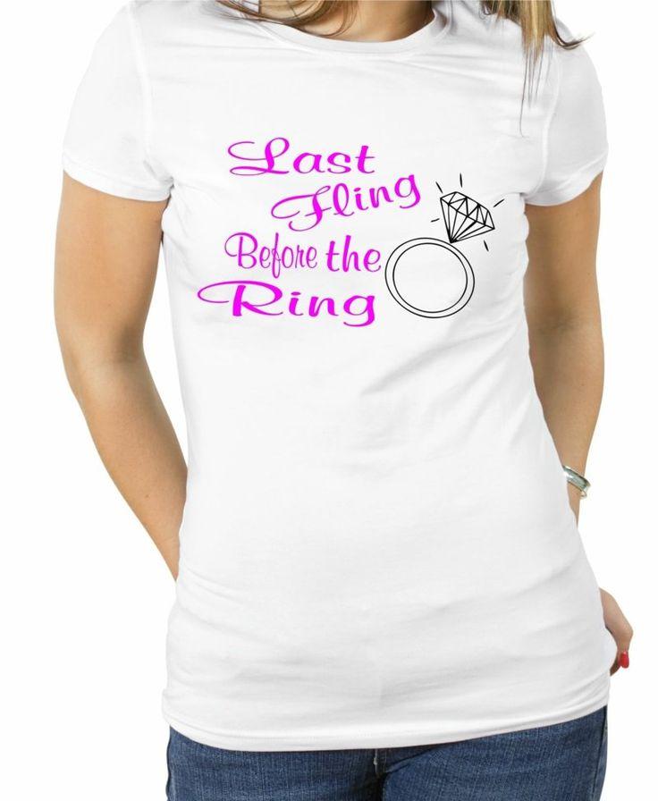 Junggesellenabschied Damen T-shirt bedrucken