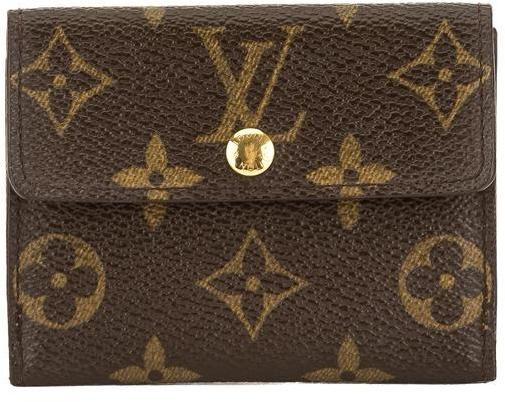Louis Vuitton Monogram Canvas Ludlow Coin Purse