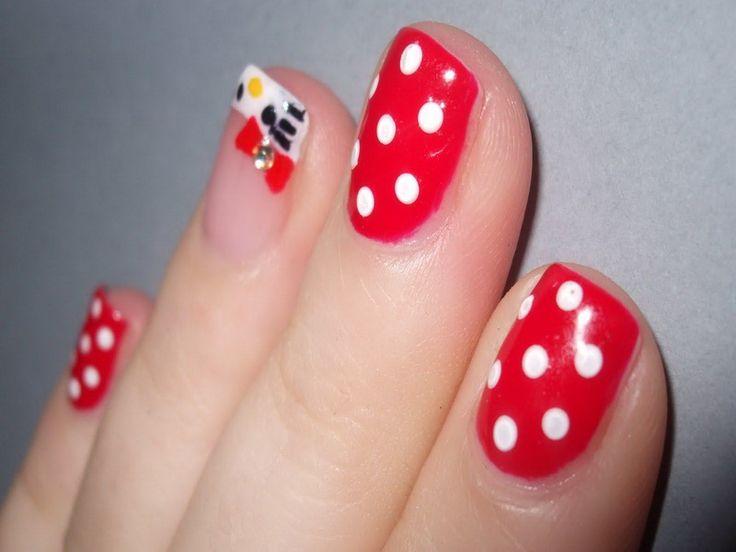 2014 cute shellac nail designs ideas latest nail art designs 2015 - Shellac Nail Design Ideas