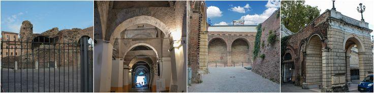 L'ingresso al rifugio antiaereo della Seconda Guerra Mondiale del Pincio del Parco della Montagnola - Dynamo Velostazione Bologna